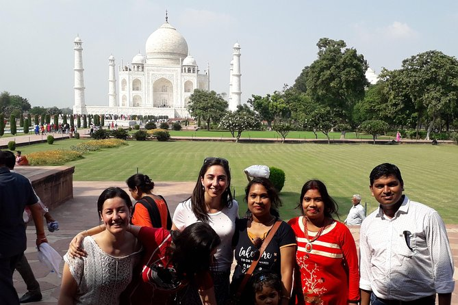 Private Taj Mahal Full day Agra tour by car from Delhi with multiple tour option photo 17