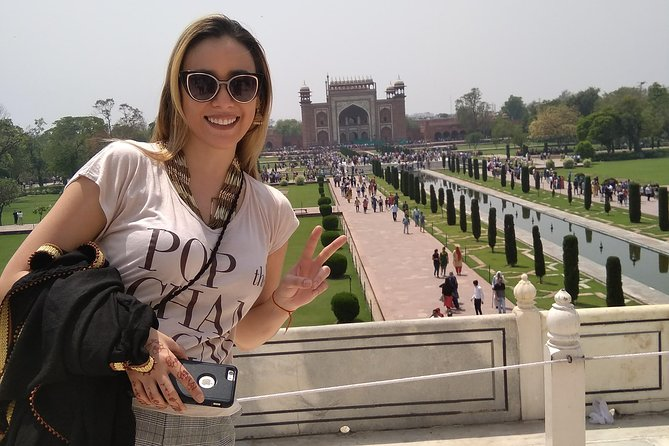 Private Taj Mahal Full day Agra tour by car from Delhi with multiple tour option photo 20
