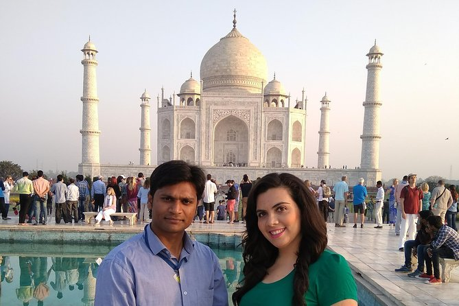Private Taj Mahal Full day Agra tour by car from Delhi with multiple tour option photo 16