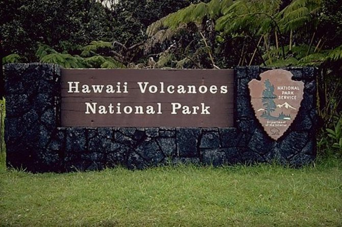 Discover Legends of Rainbow Falls and Hike Volcanoes National Park