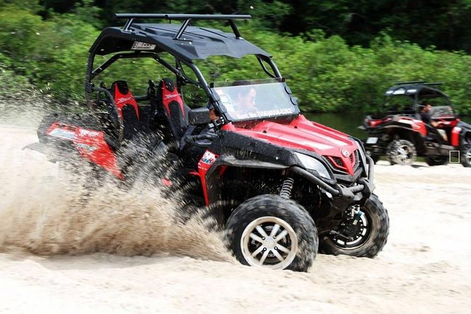 UTV Buggy 4x4 Secluded Beach Tour from Tamarindo