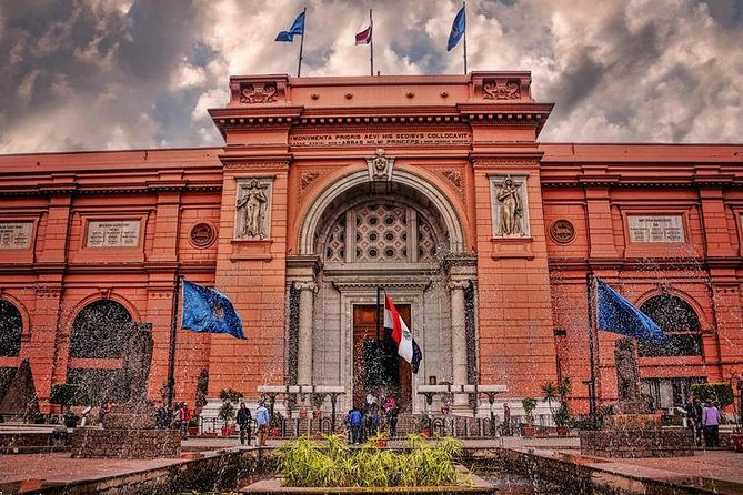 Egyptian Museum Half Day Guided Tour
