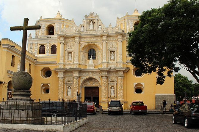 Antigua on your own from Puerto Quetzal