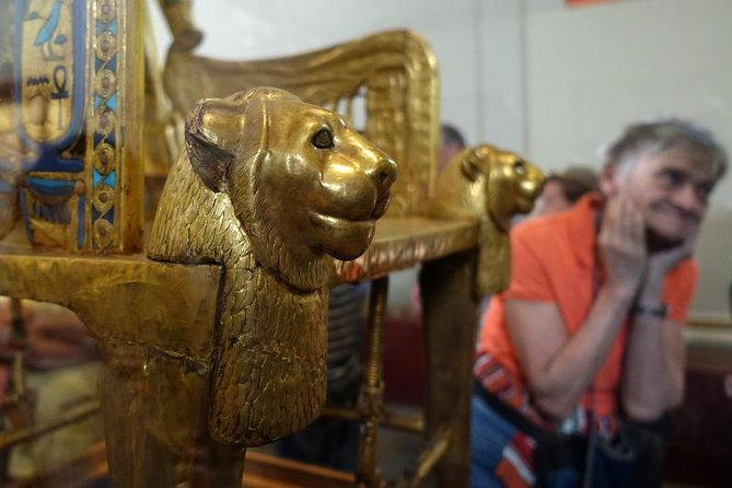 Egyptian Museum Half Day Guided Tour photo 2