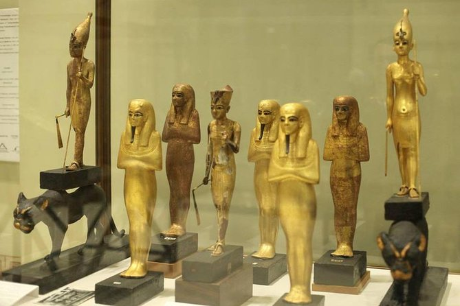 Egyptian Museum Half Day Guided Tour photo 8