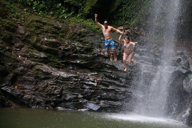 Ahuashiyacu Falls