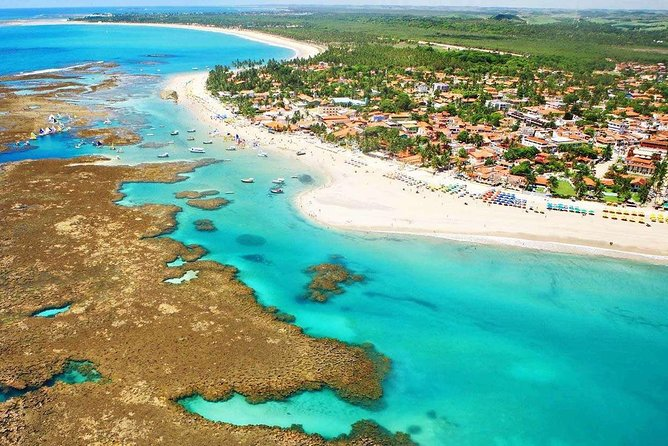 Porto de Galinhas Tour from Maragogi by Top Tours