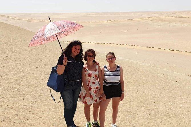 Private Tour to The Pyramids & Museum