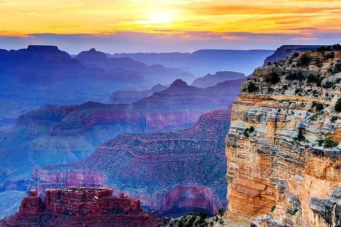 Grand Canyon Hiking Day Trip from Sedona or Flagstaff