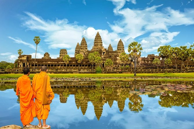 3 Days Visit the Majesty of Angkor photo 3