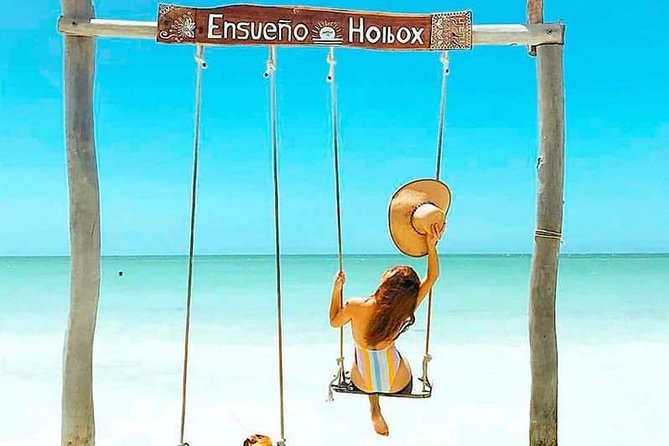 Magical Holbox Tour from Cancun
