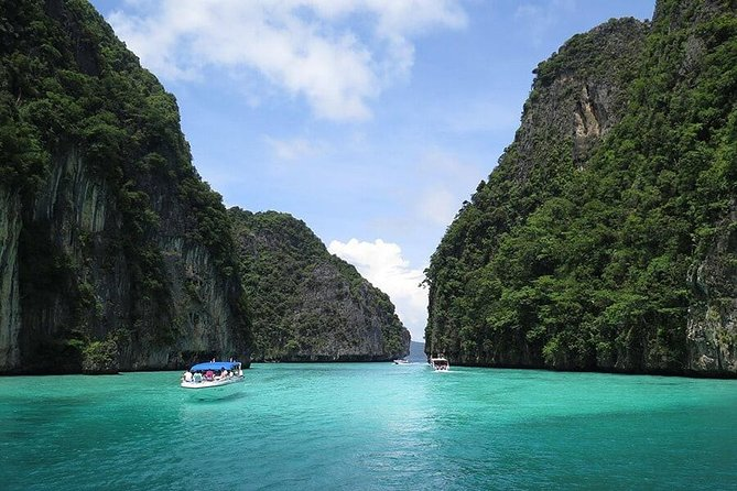Phi Phi Half Day Tour Speed Boat Tour photo 4