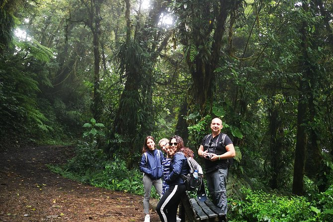Cloud forest Experience