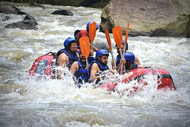 White Water Rafting - Telaga Waja