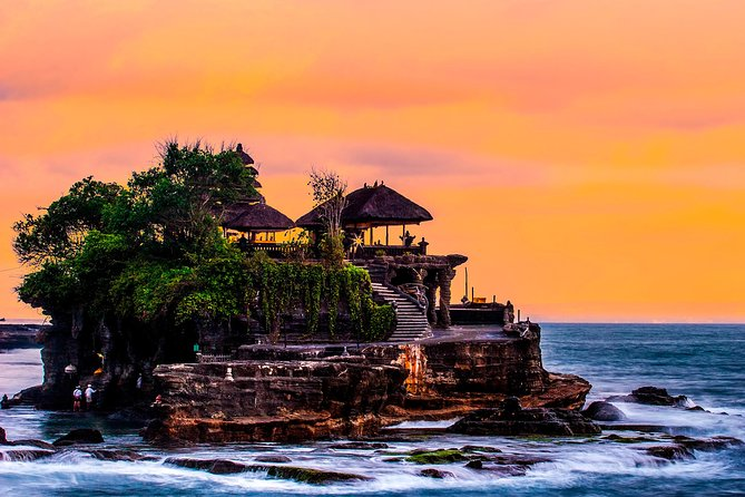 Sunny Tanah Lot Temple With Optional Spa Tour