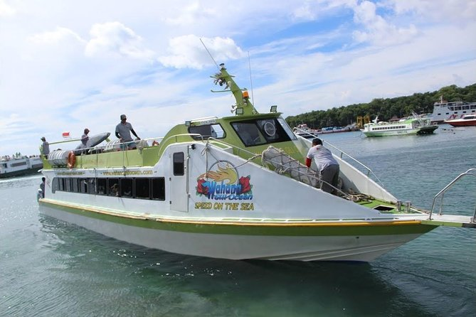Bali to Lombok by Speedboat