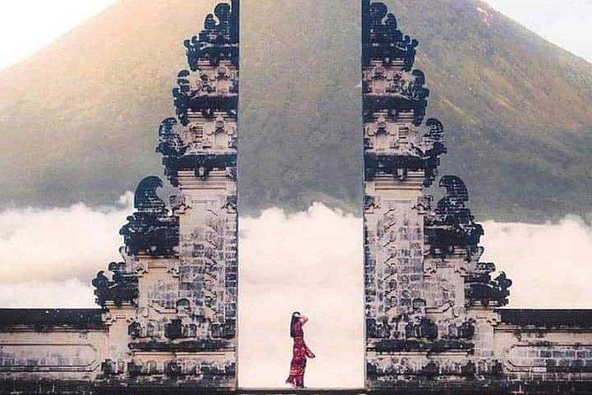 Bali Full Day Tour – East Bali Instagram Tour Lempuyang Gates Of Heaven