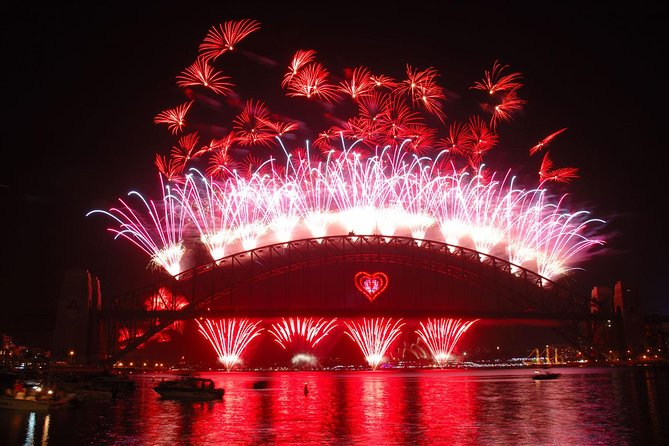New Years Eve on Sydney Harbour
