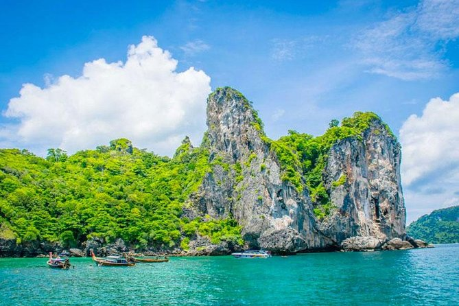 Phi Phi Maiton, Lon, Green Islands Speed Boat