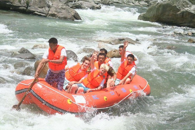 Private Full-Day trip to Fujian Hakka Tulou and a White-Water Rafting photo 6