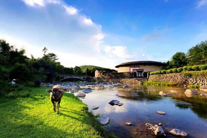 Private Full-Day trip to Fujian Hakka Tulou and a White-Water Rafting photo 5
