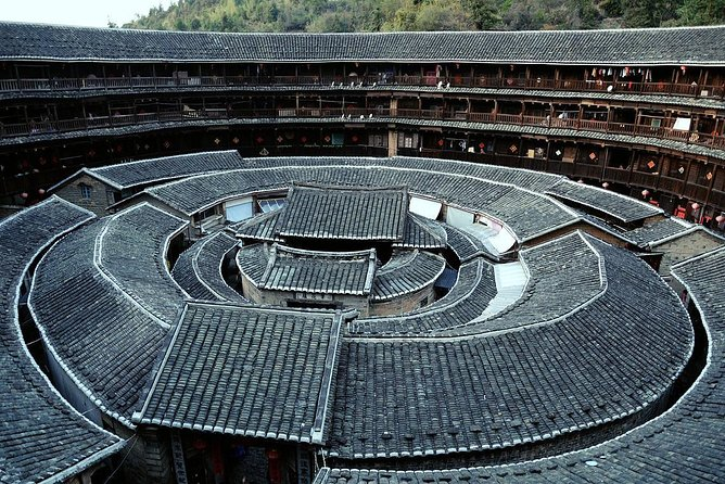 Private Full-Day trip to Fujian Hakka Tulou and a White-Water Rafting photo 2