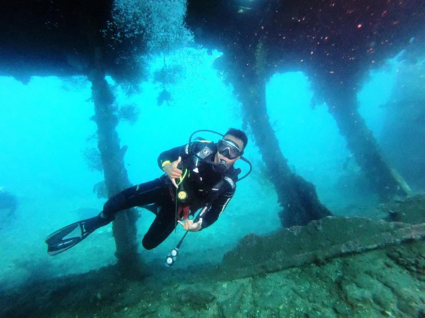 Bali Scuba Diving trip at Tulamben for Certified Diver