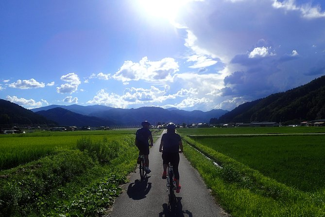 Morning Cycling Tour in Hida-Furukawa photo 26