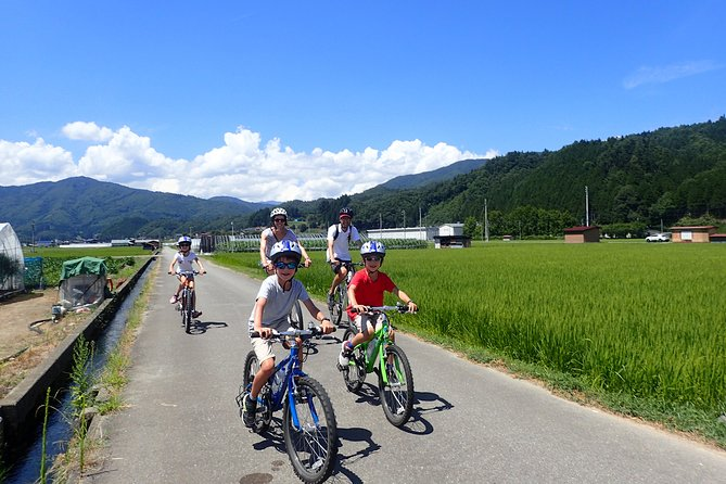 Morning Cycling Tour in Hida-Furukawa photo 16