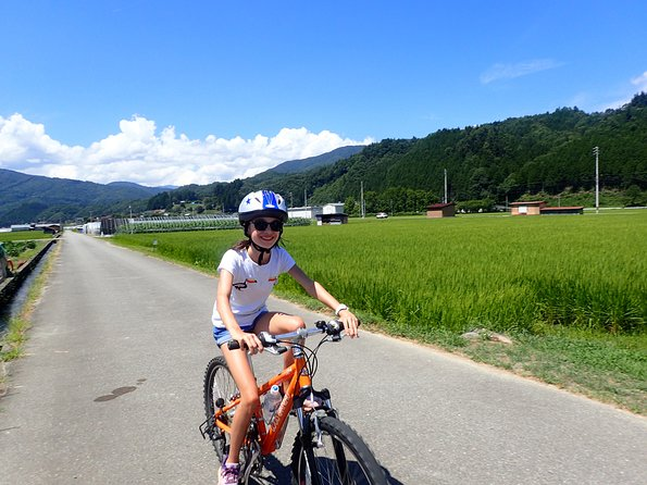 Morning Cycling Tour in Hida-Furukawa photo 44