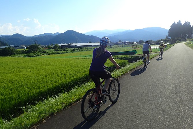 Morning Cycling Tour in Hida-Furukawa photo 30