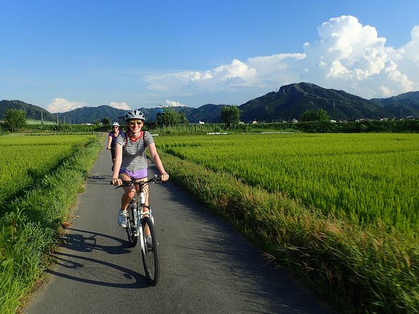 Morning Cycling Tour in Hida-Furukawa photo 32