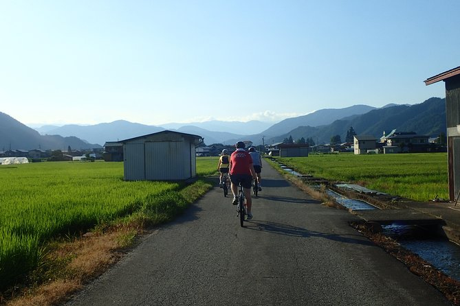 Morning Cycling Tour in Hida-Furukawa photo 37