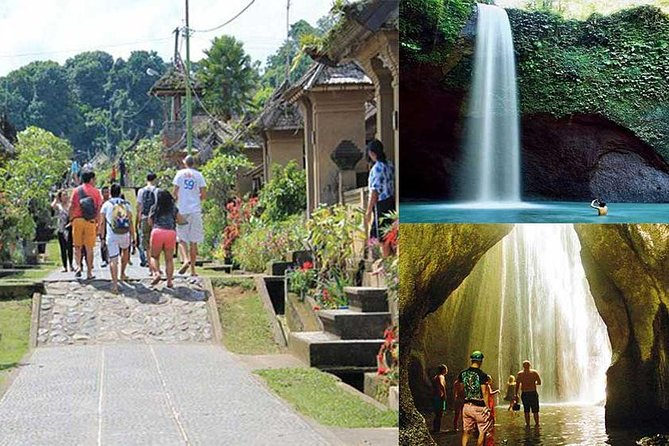 Best Tour:Bali Penglipuran Traditional Village,Tukad Cepung&Tibumana Waterfall