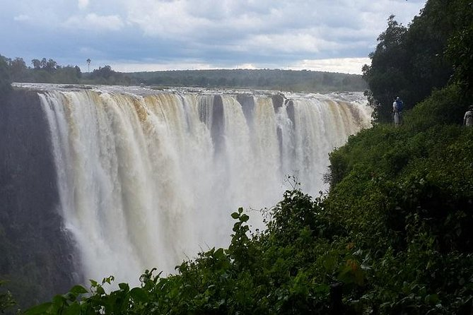 Guided Tour of the Victoria Falls Livingstone