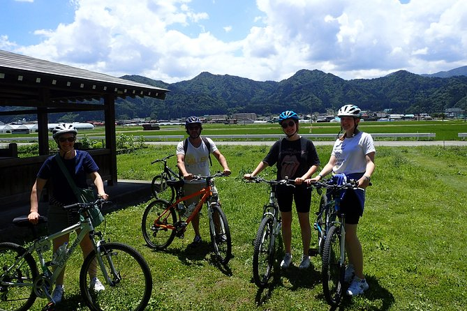 Morning Cycling Tour in Hida-Furukawa photo 35