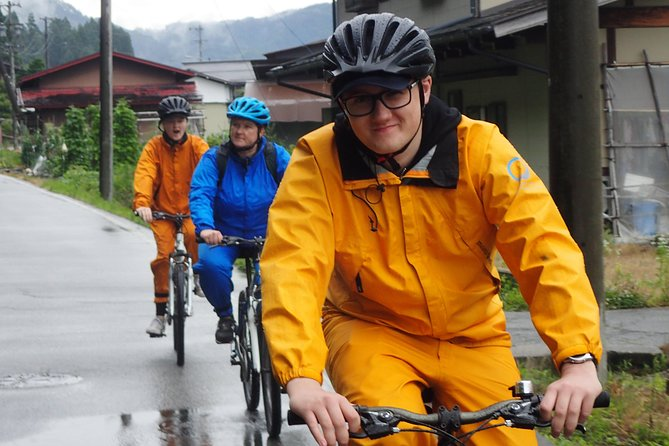 Morning Cycling Tour in Hida-Furukawa photo 27