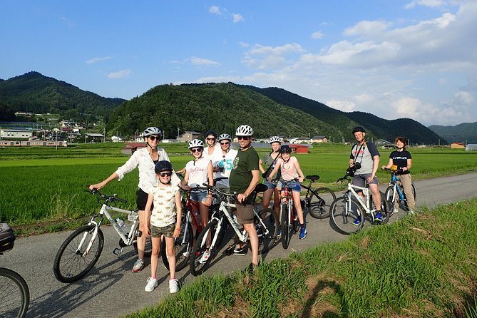 Morning Cycling Tour in Hida-Furukawa photo 47