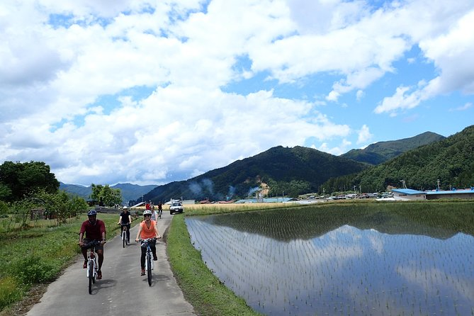Morning Cycling Tour in Hida-Furukawa photo 41
