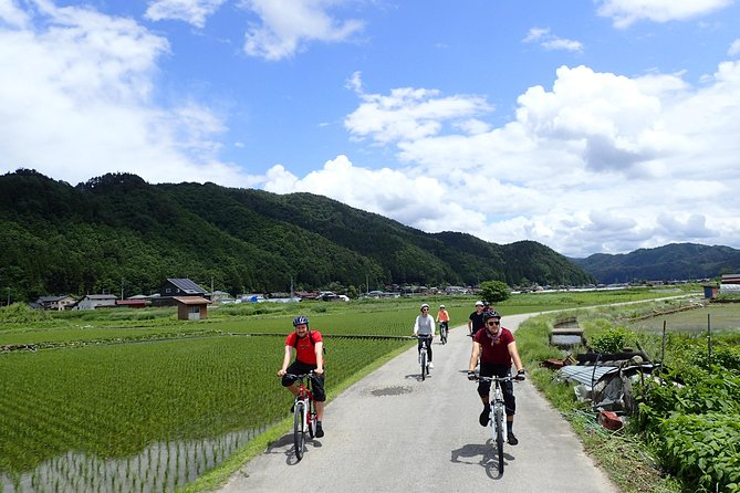 Morning Cycling Tour in Hida-Furukawa photo 34