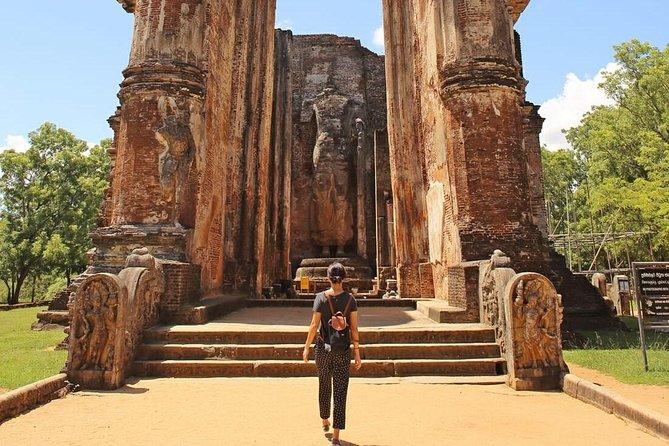 All inclusive - Explore the Splendid City of Polonnaruwa By Tuk-Tuk