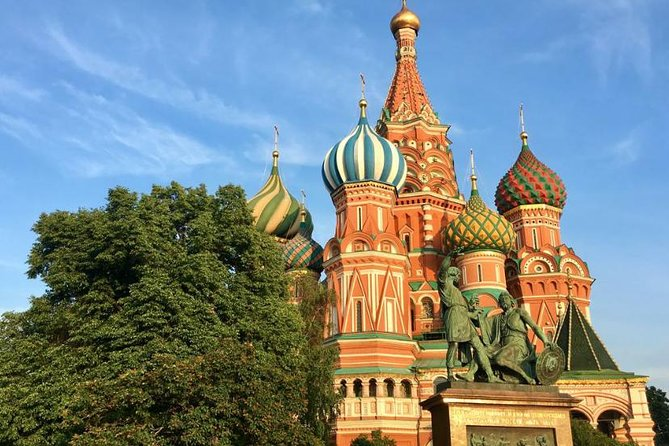 Kremlin and Red Square (3 hours private tour)