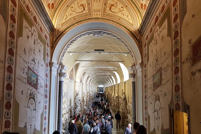 Fast Track - Vatican Museums, Sistine Chapel and St Peter's Basilica Tour photo 11