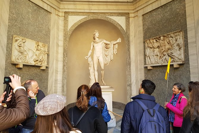 Fast Track - Vatican Museums, Sistine Chapel and St Peter's Basilica Tour photo 13