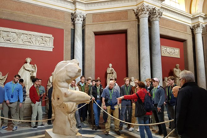 Fast Track - Vatican Museums, Sistine Chapel and St Peter's Basilica Tour photo 8