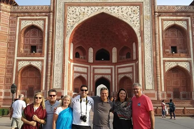 Same Day Taj Mahal Tour from Delhi - Agra - Delhi : All Inclusive