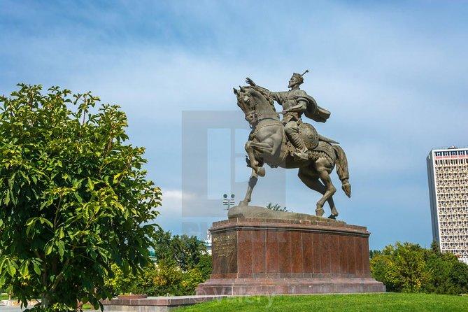 Tashkent Walking Tour