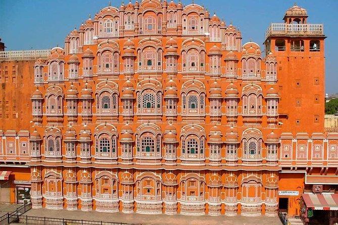 Jaipur 8 Hours Tour