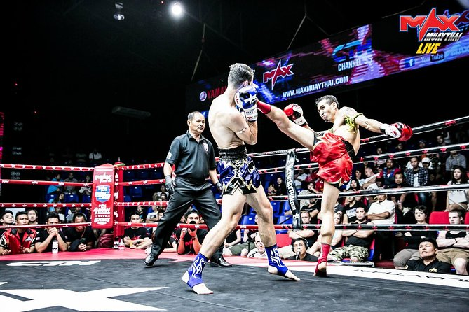 MAX Muay Thai at Pattaya Admission Ticket