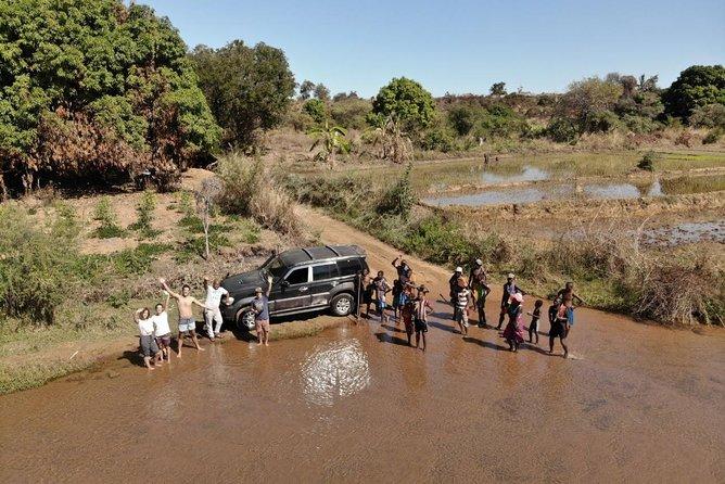 3 weeks circle trip (Kirindi, Andavadoaka, Salary, Isalo, Ranomafana, ...)